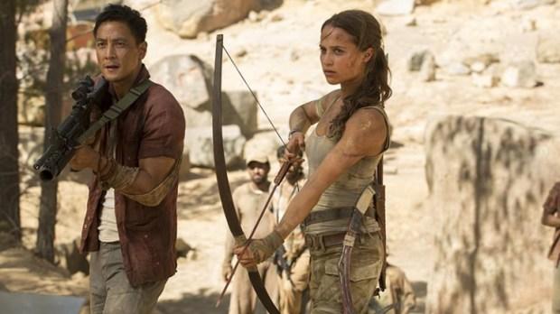 10 Tomb Raider